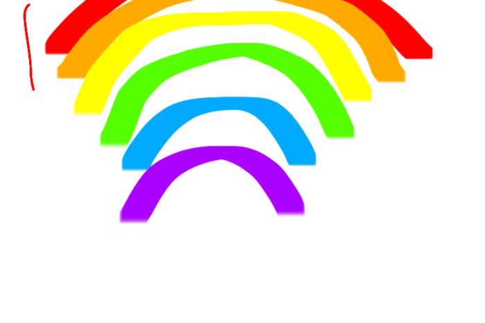 皆ひとりじゃない、手と手を取り合い誰もが虹のように輝ける社会が来ることを願ってます。